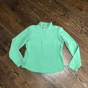 GAP fleece pullover size small